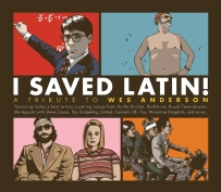"I Saved Latin! A Tribute to Wes Anderson - TELEKINESIS! ""This Time Tomorrow"